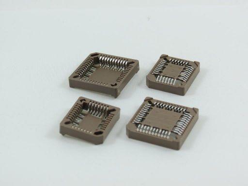 5203 | P.L.C.C Socket S.M.D. Type