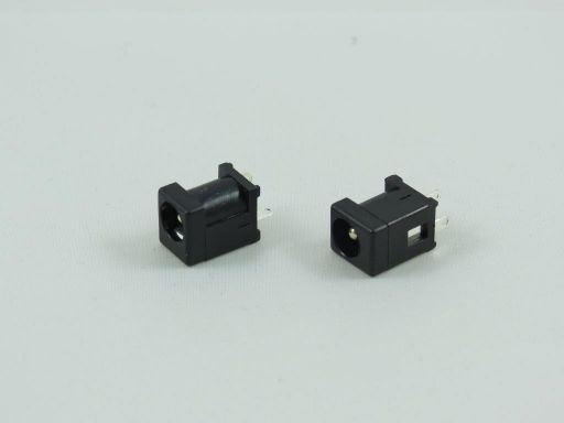 8963-2 | 2.5mm&2.0mm DC Power Jack Straight