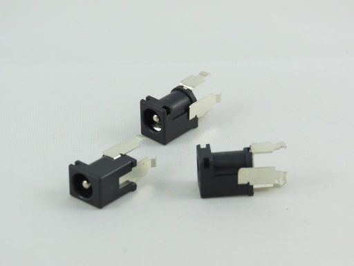 8963-2503TSBA003 | 2.5mm DC Power Jack Straight